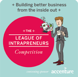 Ashoka accenture league of intrapreneurs