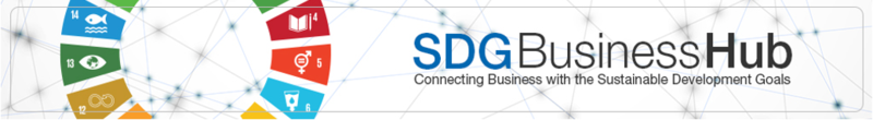 Wbcsd sdg business hub