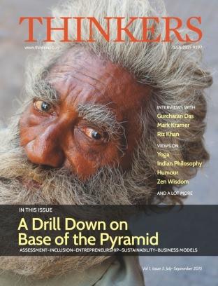 Thinkers magazine july 2015