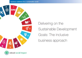 Wbcsd sdgs inclusive business