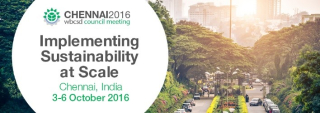 Wbcsd chennai 2016 council meeting